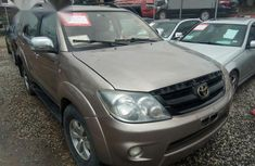 Toyota Fortuner 2008 Gold for sale