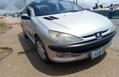 Peugeot 206 2002 Silver for sale