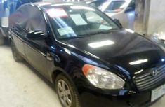Hyundai Accent 2008 Black for sale