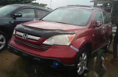 Honda CRV 2007 Red for sale