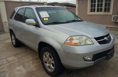 Newly Cleared Acura MDX 2001 Silver