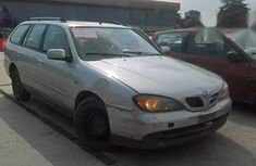 Nissan Almera 2003 Silver for sale