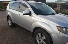 Mitsubishi Outlander 2007 Silver for sale
