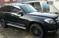 Mercedes Benz Glk 350 2012 Black for sale