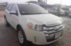 Ford Edge 2013 Petrol Automatic White