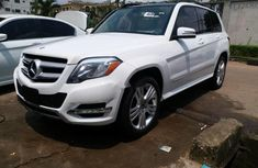 2013 Mercedes-Benz GLK Automatic Petrol well maintained