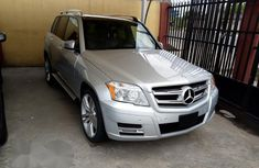 Mercedes-benz GLK350 4matic 2011 Silver for sale
