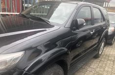 Toyota Fortuner 2012 Petrol Automatic Black