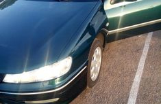 Peugeot 406 2001 Green for sale