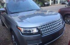 Range Rover Autobiography 2012 Gray