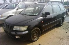 Mitsubishi Spacewagon 2000 Petrol Manual