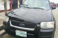 Ford Escape 2003 Black for sale