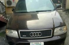 Audi A6 2002 Gray for sale