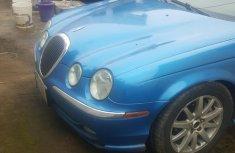 Clean Jaguar S Type 2002 Blue for sale