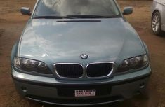 BMW 318i 2004 Green for sale
