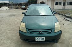 Honda Stream 2006 Green for sale