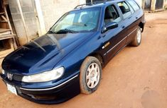 Peugeot 460 1988 Blue for sale