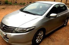 Honda City 2009 Silver for sale
