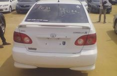Toyota Corolla sport 2007 for sale