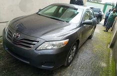 Tokunbo Toyota Camry 2010 Gray for sale