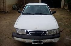 Saab 900 1996 White for sale