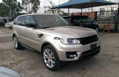 Land Rover Range Rover Sport 2014 Petrol Automatic Grey/Silver
