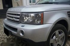 Clean Land Rover Range Rover Sport 2007 Silver