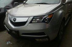 Acura MDX 2013 Silver for sale