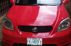 Toyota Matrix 2003 Red for sale