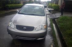 Toyota Corolla 2003 Gold for sale