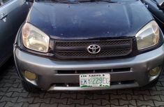 Clean Toyota Rav4 2004 Black for sale