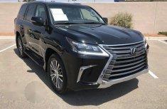 Lexus LX 570 2018 Black for sale