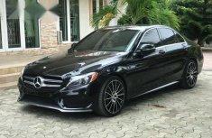 Mercedes Benz 4matic C400 2015 Black