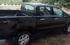 Ford Ranger Xlt 2012 Black for sale