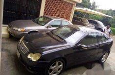 Mercedes Benz Kompressor C230 2005 Black