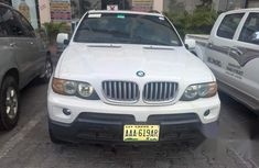 BMW X5 2006 White for sale