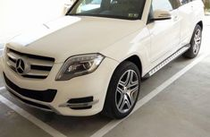 Used Mercedes Benz GLK350 2014 White For Sale
