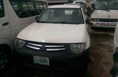 Mitsubishi Jeep 2012 White for sale