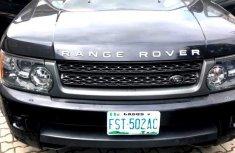 Land Rover Range Rover HSE 2010 Black