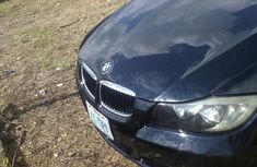 BMW 318i 2007 Black for sale