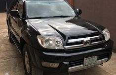 Extremely Clean Toyota 4runner 2005 Black