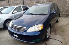 Used Toyota Corolla 2002 Blue for sale