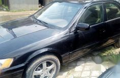Clean Toyota Camry 1999 Black for sale