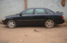 Nigerian Used Toyota Avalon 2003 Black