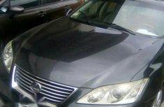 Neatly Used Lexus Es350 2008 Black for slae