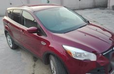 Ford Escape 2014 Red for sale