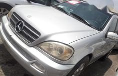 Neatly Used Mercedes-benz ML500 2002