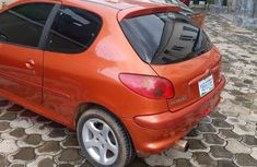 Peugeot 205 2005 Orange for sale