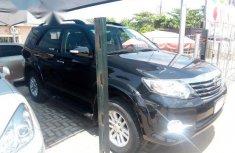 Toyota Fortuner 2015 Black for sale