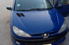 Used Peugeot 206 2004 Blue for sale